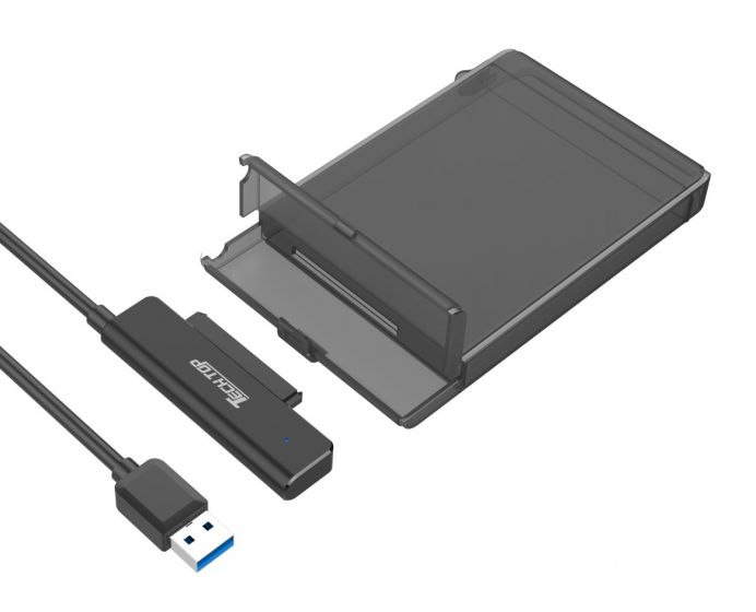 "USB 3.0 to 2.5"" SATA6G HDD/SSD Adapter, w/PP Box"