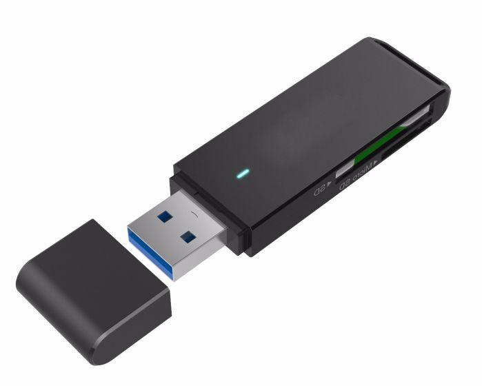 USB3.0 to SD / Micro SD Card Reader