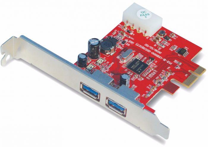 2-Port USB3.0 PCI-E Card
