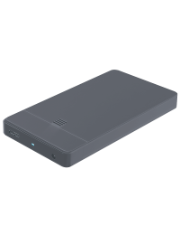 """USB3.0 to 2.5"""" SATAIII HDD/SSD Enclosure, Toolless Design, Support UASP"""