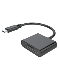 USB3.0 Type C to SD&Micro SD Card Reader