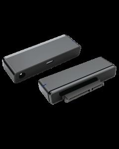 "USB3.1 Gen 2 Type C to 2.5""/3.5"" SATAIII Adapter, w/12V2A Power Adapter"