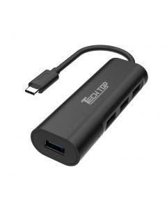 Type C to USB3.0 4-Port Hub