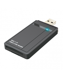 USB3.0 to SD/Micro SD Card Reader